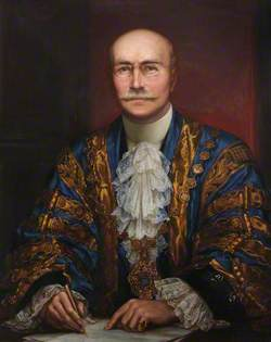 Councillor George Booth Heming, JP, Mayor of Westminster (1914–1915)