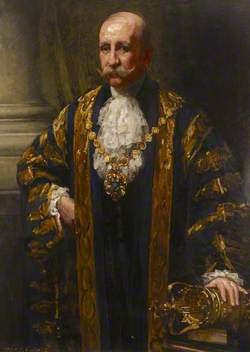 Alderman H. Lyon Thomson, Mayor of Westminster (1912–1913)