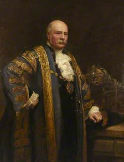 Alderman Lieutenant Colonel Clifford Probyn, Mayor of Westminster (1901–1902)