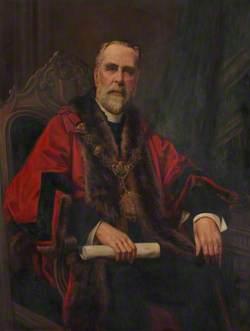 Reverend Edward Adair Midwinter, Mayor of St Marylebone (1909)