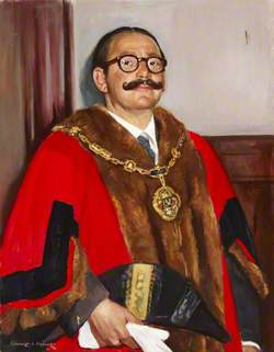Councillor John Wells, Lord Mayor of Westminster (1971–1972)