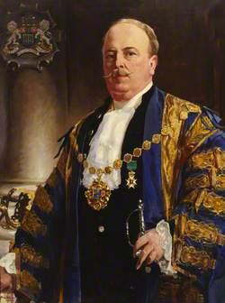 Alderman R. Wooley-Walden, JP, Mayor of Westminster (1908–1909)