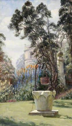 Well in the Garden of Grove House, Regent's Park