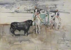 The Bull Ring, Algeciras – Bullfight, Algeciras