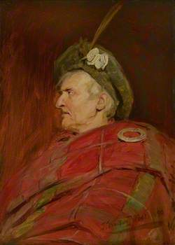 A Highland Chieftain