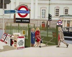 Bank Station Underground
