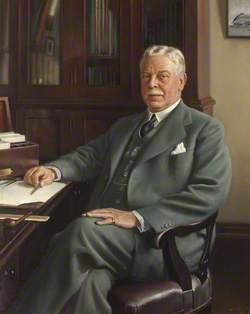 H. Nigel Gresley (1876–1941)