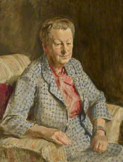 Margaret Joan Sergeaunt (1903–1978), Principal of King's College for Women, afterwards Queen Elizabeth College (QEC), (1947–1966)