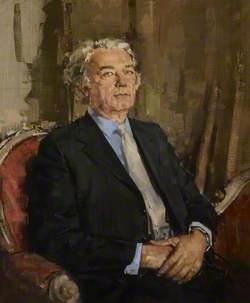 Dr Malcolm Gavin (1908–1989), Principal of Chelsea College (1965–1973)