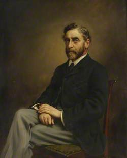 Professor John Hopkinson (1849–1898), FRS, Chair of Electrical Engineering (1890–1898)