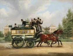 Upper Clapton Omnibus