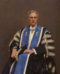 Professor W. Blair-Bell (1871–1936), Chairman of the Foundation Committee (1925–1929), First President of the Royal College of Obstetricians and Gynaecologists (1929–1931)