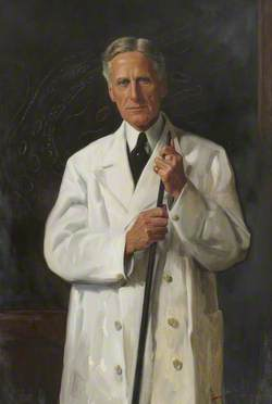 Professor William Blair-Bell (1871–1936), First President of the Royal College of Obstetricians and Gynaecologists (1929–1931)