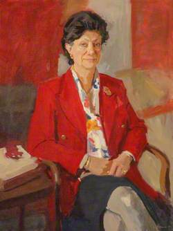 Dame Fiona Caldicott, DBE, President of the Royal College of Psychiatrists (1993–1996)