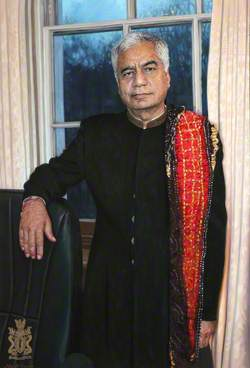 Professor Dinesh Bhugra, President of the Royal College of Psychiatrists (2008–2011)