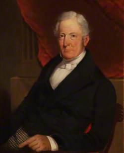 William Robinson (1788–1872), Mayor of Tamworth (1841, 1854 & 1863), President (1851–1852)