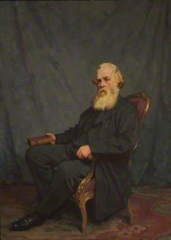 Professor George Varnell, President (1865–1866)