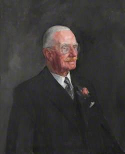 Professor G. H. Wooldridge, President (1939–1940), Member of Council (1924–1926)