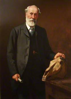 James McCall, FRCVS, Founder and Principal of Glasgow Veterinary College