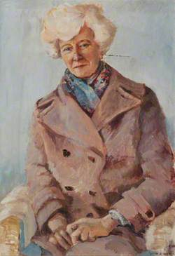 Edith Gertrude Taylor, née Knight (1896–1995)