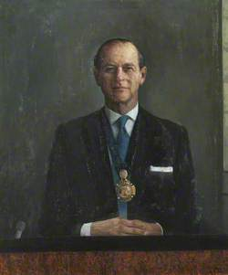 HRH Prince Philip (b.1921), Duke of Edinburgh, President of the Royal Society for the Encouragement of Arts, Manufactures and Commerce