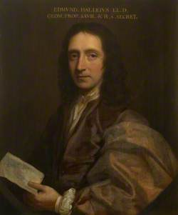 Edmond Halley (1656–1742)