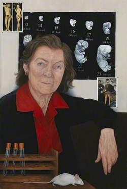 Anne McLaren (1927–2007)