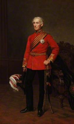 Arthur Richard Wellesley, 2nd Duke of Wellington, Lord Lieutenant of Middlesex