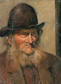 Portrait of a Countryman