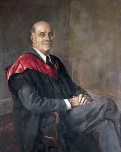 Henry Lael Oswald Flecker (1896–1958), Headmaster of Christ's Hospital