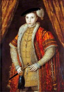 Edward VI (1537–1553), Founder of Christ's Hospital