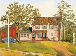 The 'Red Lion' at Chelwood Gate, West Sussex