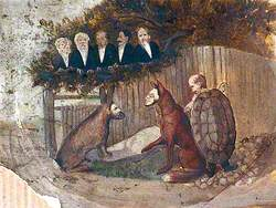 The Fable of the Hare, the Turtle and the Fox