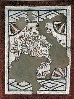Third Century Duplex Knot Mosaic