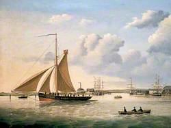 Naval Revenue Cutter HMS 'Chameleon'