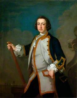 Probably Captain Richard Haddock (1629–1714)