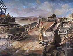 Europe, 1945