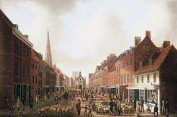 East Street Market, Chichester, West Sussex