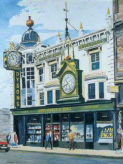 John Dyson & Sons, Jeweller