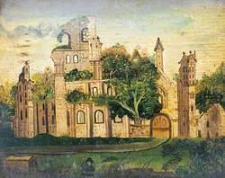 Kirkstall Abbey Ruin