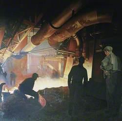 Blast Furnace Scene