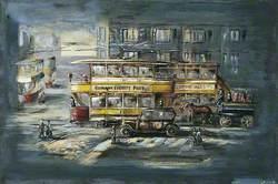 Leeds City Trams