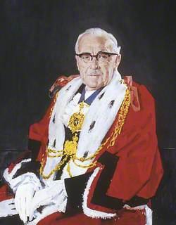 Alderman Allan R. Bretherick, Lord Mayor (1969–1970)