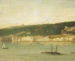 Seaport on the Adriatic