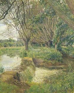 The River Evenlode