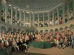 The Irish House of Commons