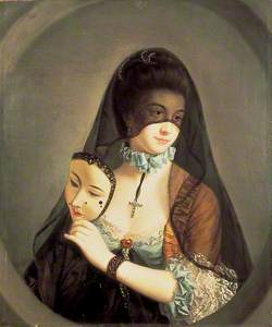 The Fair Nun Unmasked