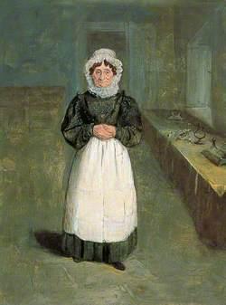Mrs Brown, Housekeeper at Bramham