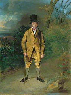 A Gardener at Bramham