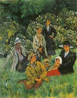 A Gypsy Family